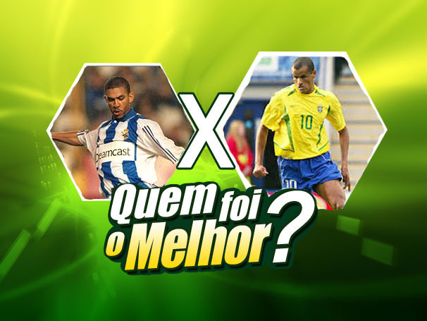 Photo of Djalminha ou Rivaldo?