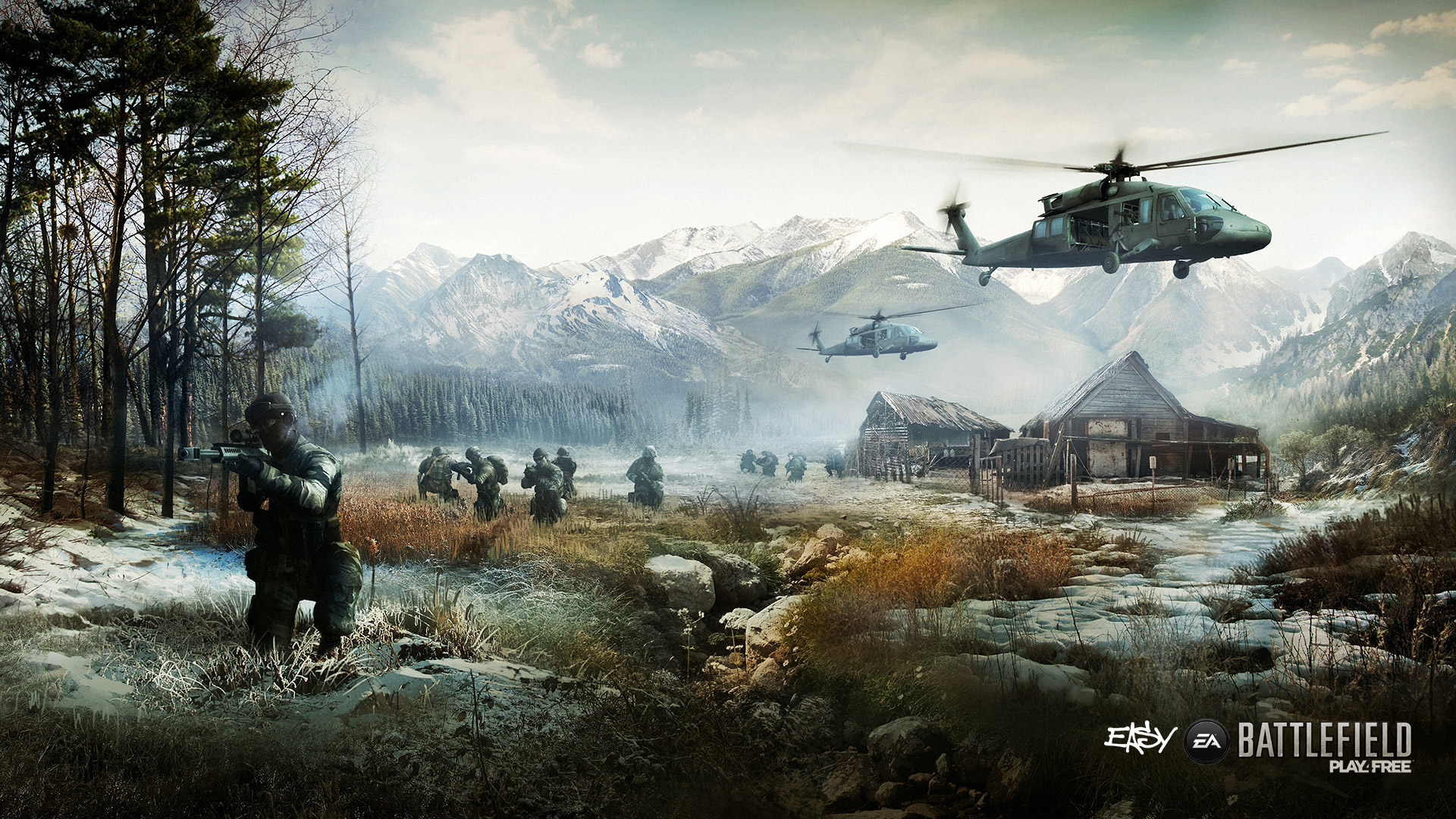 Photo of Battlefield 4