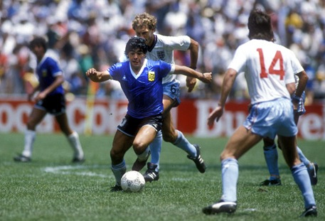 Photo of O gol de Maradona