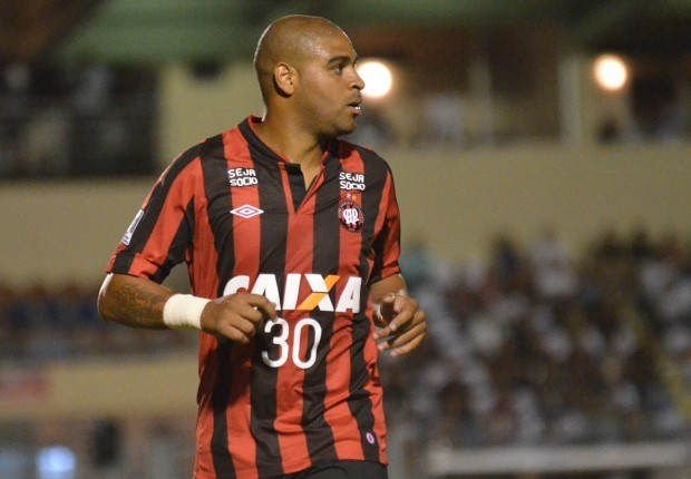 Photo of Adriano é Brasil na Libertadores