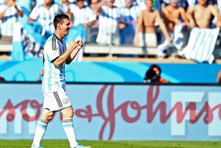 Photo of Messi e nada mais (Argentina 1×0 Irã)