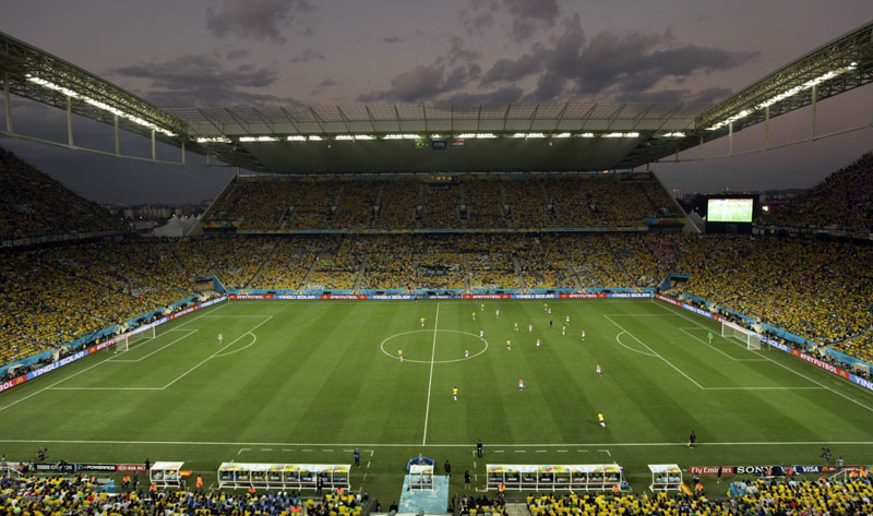Photo of A Arena Corinthians