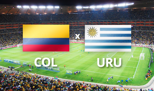 Photo of Quer ver Colombia x Uruguai?