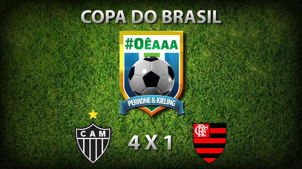 Photo of #Oêaaa – Atlético 4×1 Flamengo