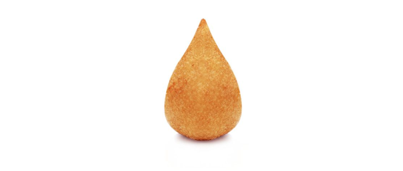 Photo of O coxinha!