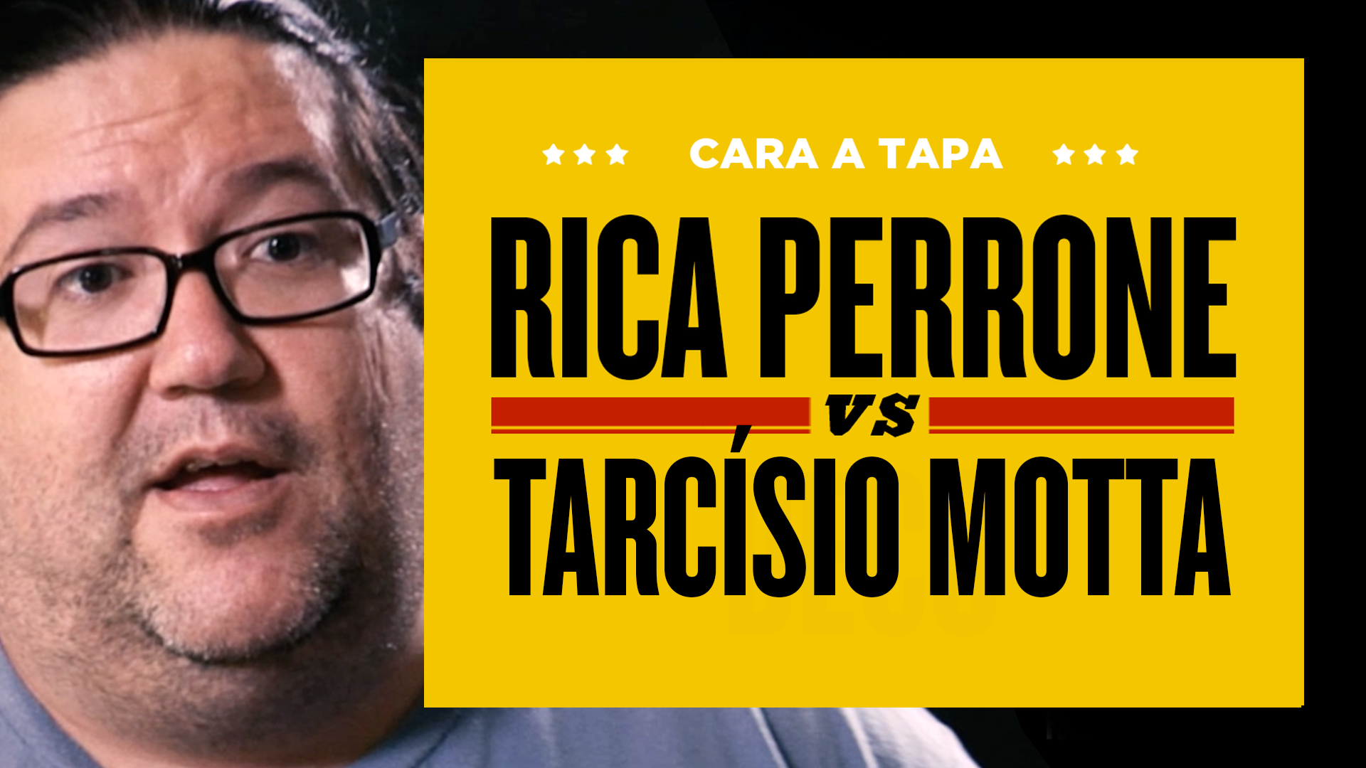 Photo of Cara a Tapa – Tarcísio Motta