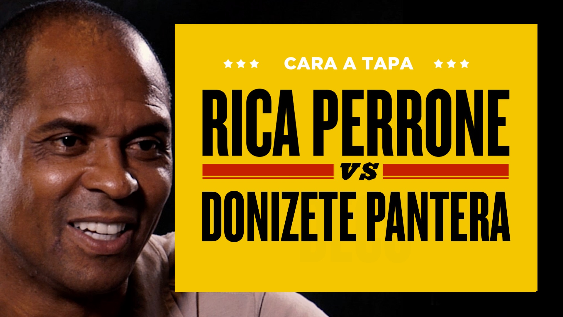 Photo of Cara a Tapa – Donizete Pantera