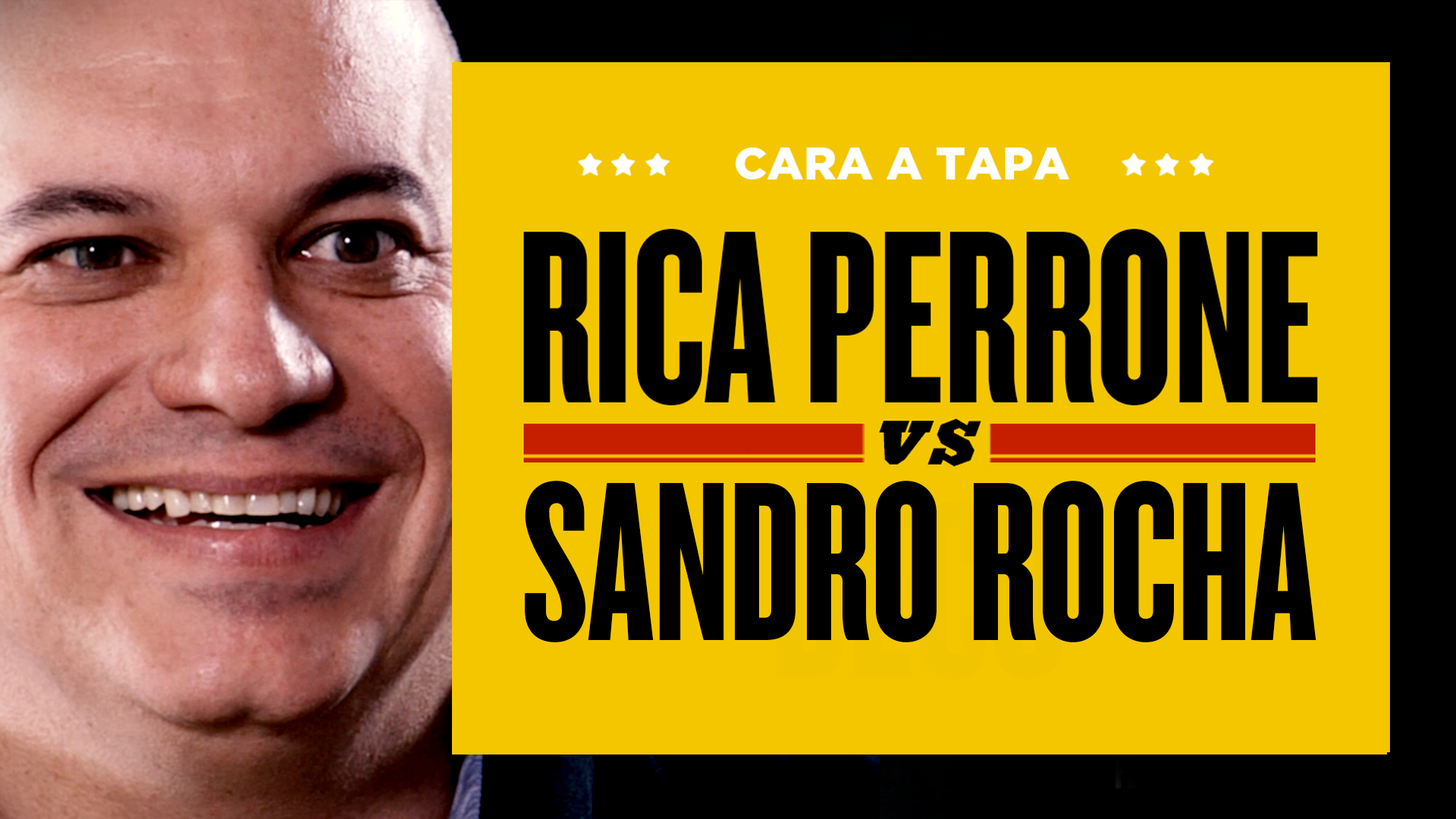 Photo of Cara a Tapa – Sandro Rocha