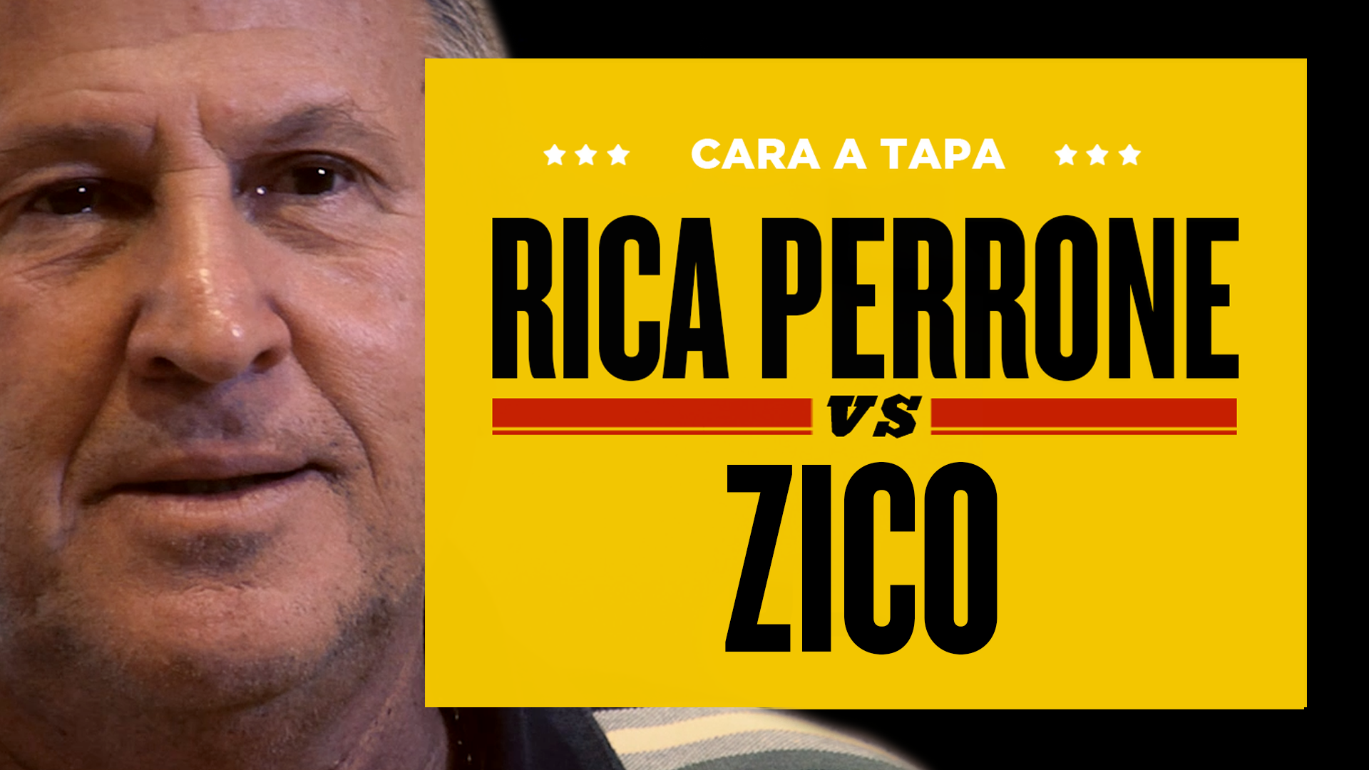 Photo of Cara a Tapa – Zico