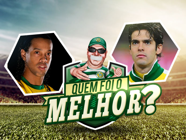 Photo of Ronaldinho ou Kaká?
