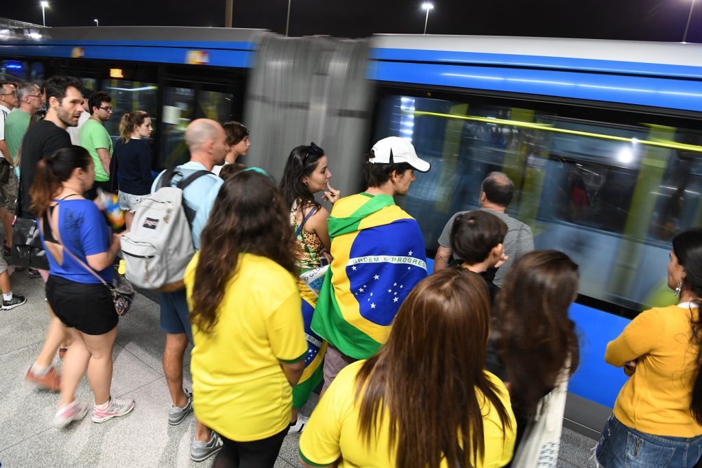 Photo of Olimpíadas no Metrô – As lágrimas