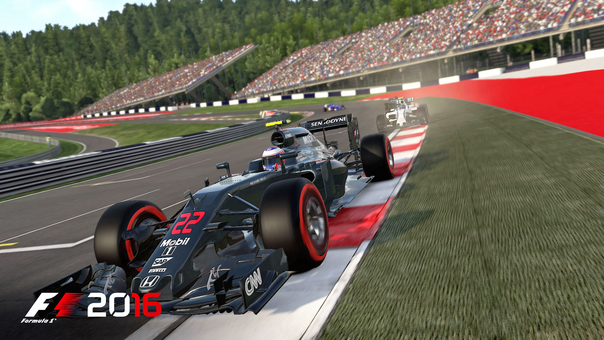 Photo of F-1 2016 – Review