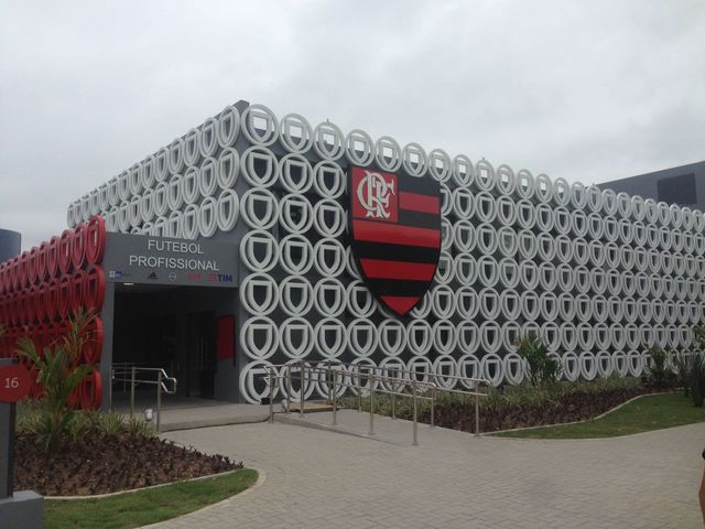 Photo of A locomotiva Flamengo