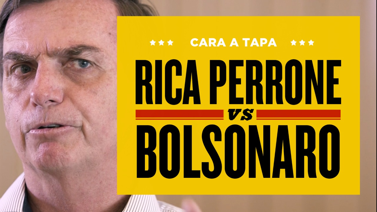Photo of Cara a Tapa – Jair Bolsonaro