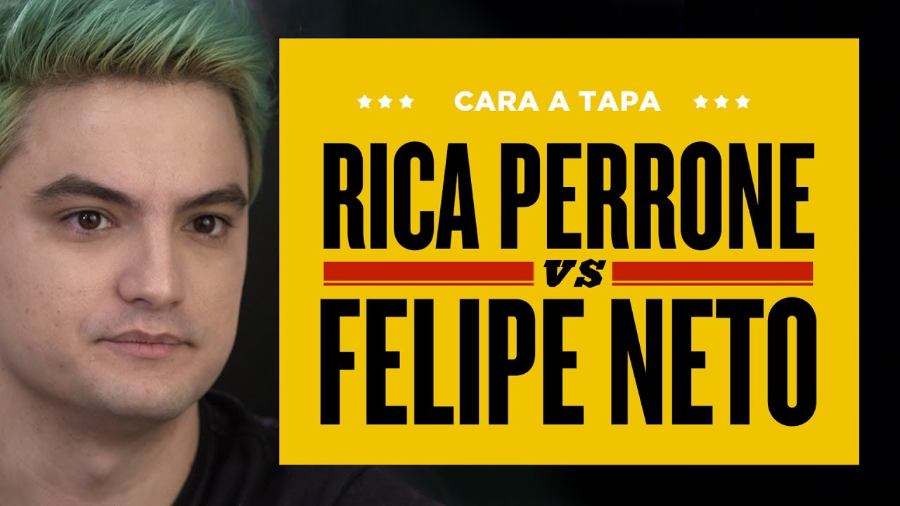 Photo of Cara a Tapa – Felipe Neto
