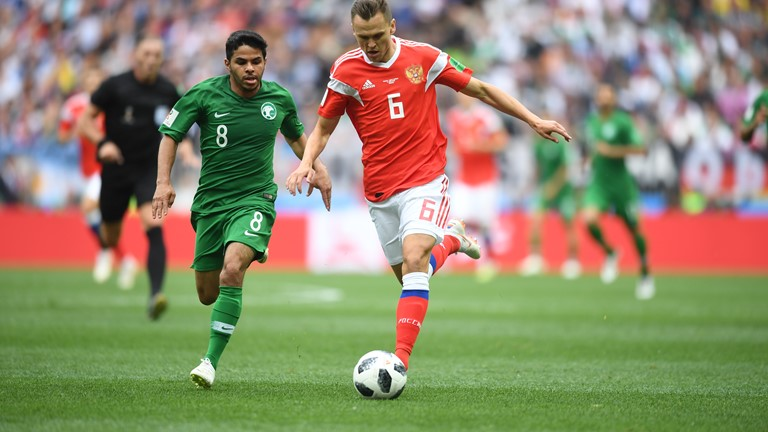 Photo of Russia 5×0 Arábia Saudita