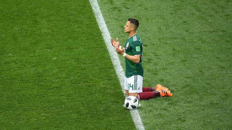 Photo of México 1×0 Alemanha