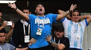 Photo of Maradona é um idiota