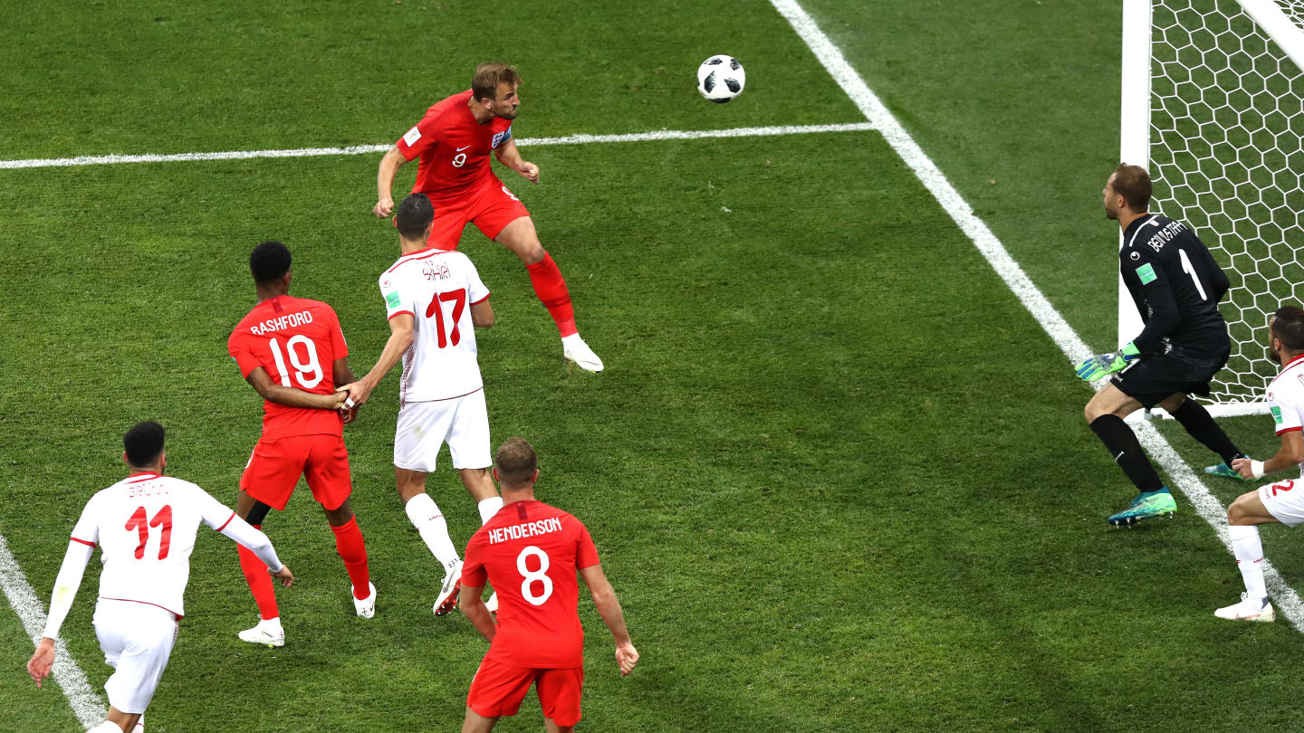 Photo of Inglaterra 2×1 Tunísia