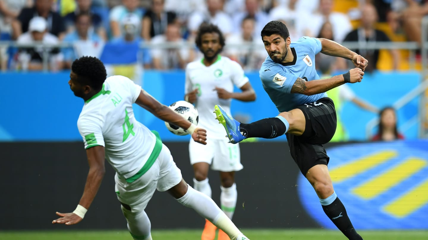 Photo of Uruguai 1×0 Arábia Saudita