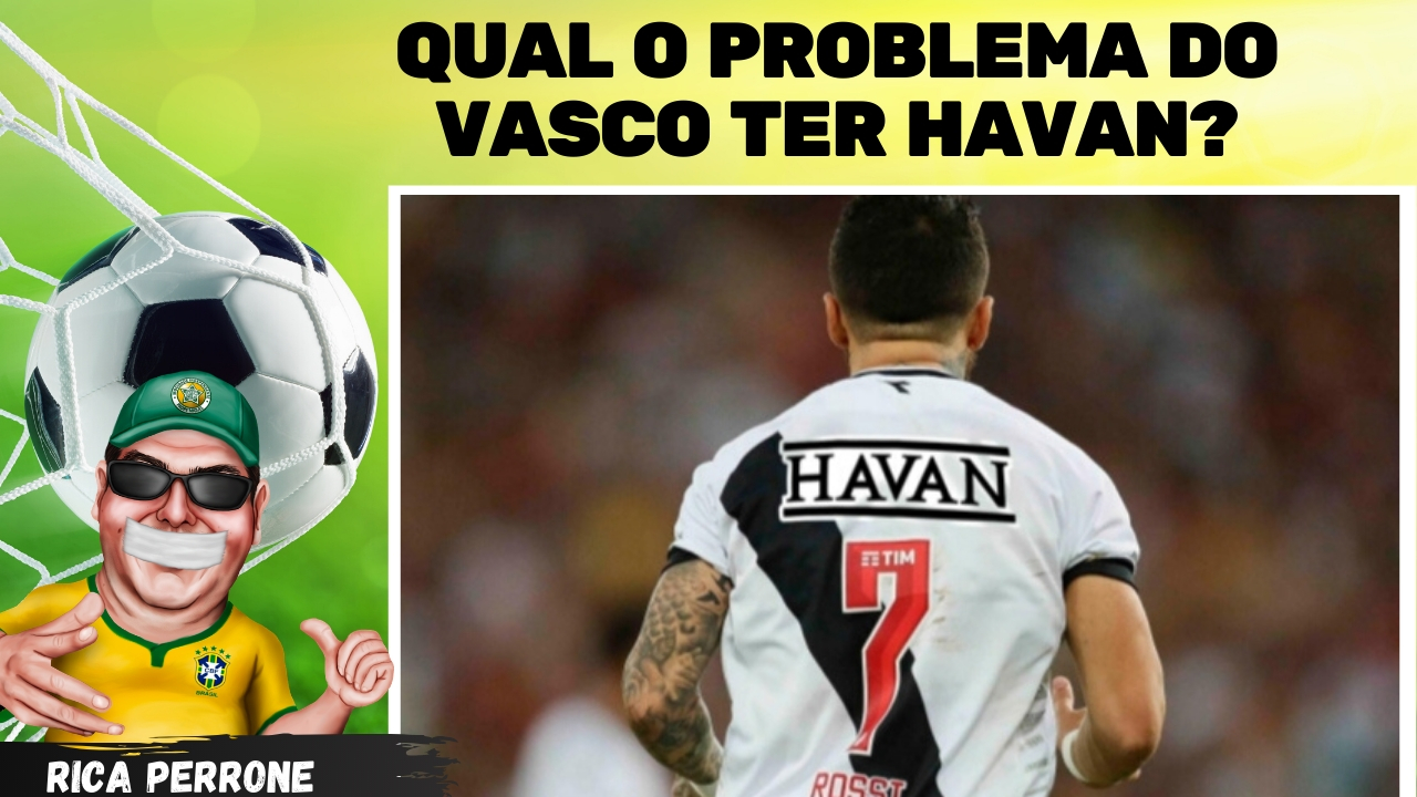 Photo of Qual problema o Vasco ter Havan na camisa?