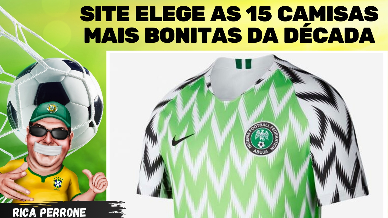 Photo of Site elege as 15 camisas mais bonitas da década