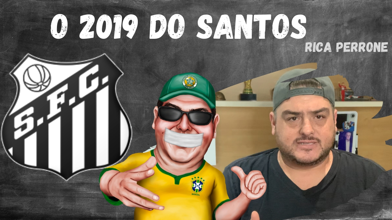 Photo of Rica analisa a temporada do Santos