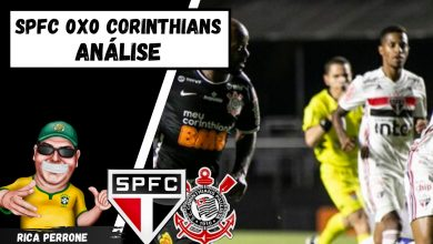 Photo of SPFC 0x0 Corinthians – Análise