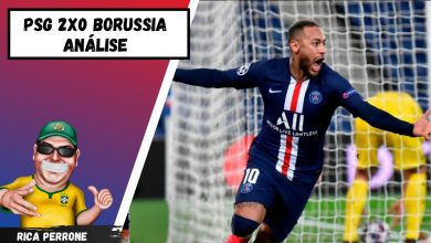 Photo of PSG 2×0 Borussia – Análise