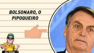 Photo of Bolsonaro, o pipoqueiro!