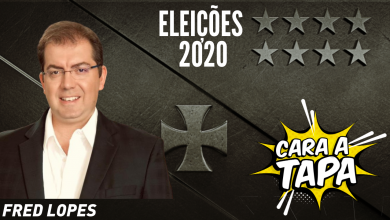 Photo of Vasco: Eleições 2020 – Fred Lopes