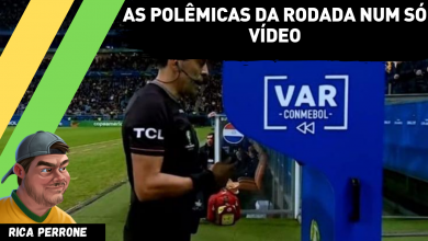 Photo of As polemicas do final de semana resumidas em um só vídeo. E parem de chororo.