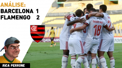 Photo of Analise de Barcelona 1×2 Flamengo. Veja